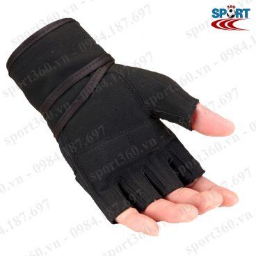 Găng tập Gym Souvenir cao cấp SP22 đen