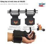 Găng tay có móc hỗ trợ kéo xà giảm đau lưng