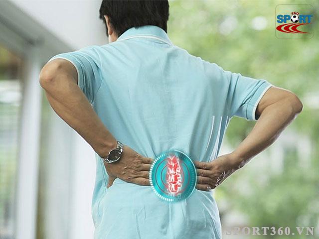 Thoát vị đĩa đệm làm ảnh hưởng đến khả năng vận động của cơ thể