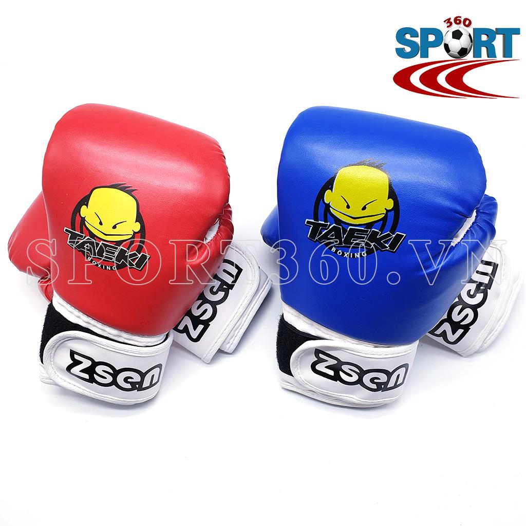 Găng đấm boxing trẻ em loại tốt cao cấp