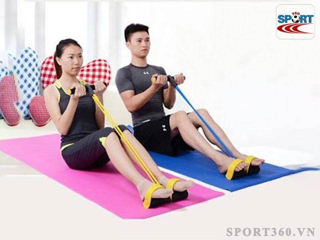 Bài tập lưng bụng