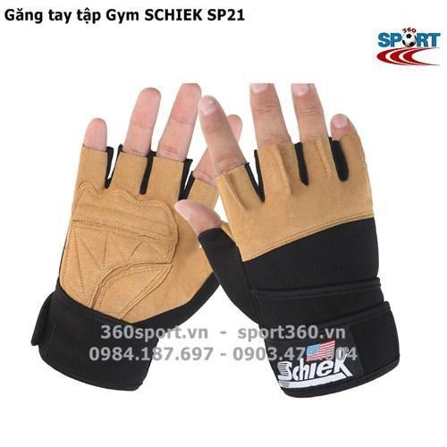 Bao tay gym da SCHIEK SP21