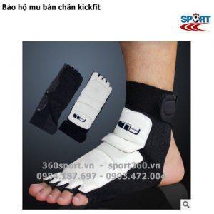 Bảo vệ bàn chân tập võ