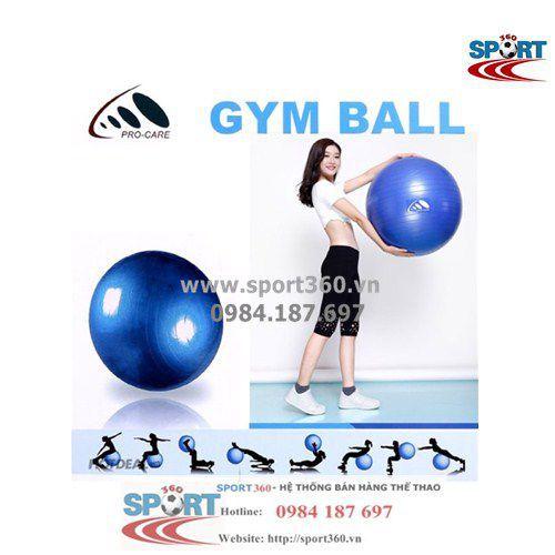 Bóng tập Yoga Gym Ball