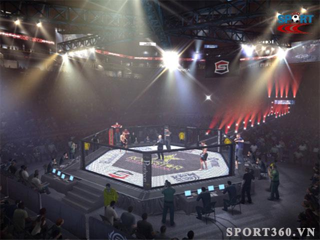 Sàn thi đấu MMA