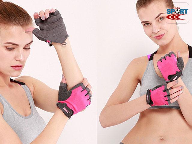 găng tay tập gym nữ cá tính