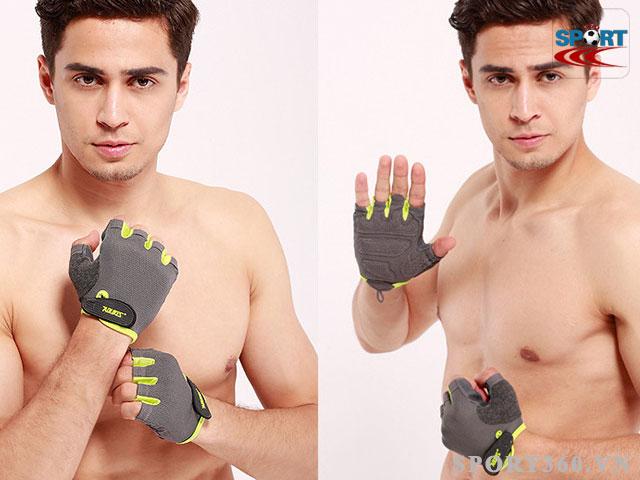 Găng tay tập gym món đồ phụ kiện bảo vệ đôi tay các gymer