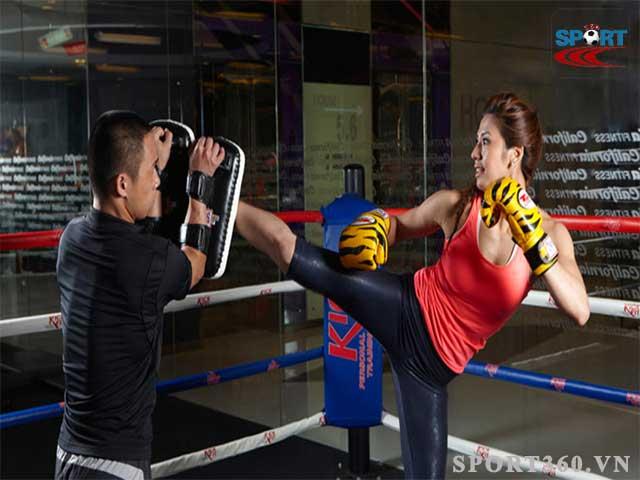 Trung tâm dạy kick boxing uy tín tại Hà Nội được nhiều học viên yêu thích