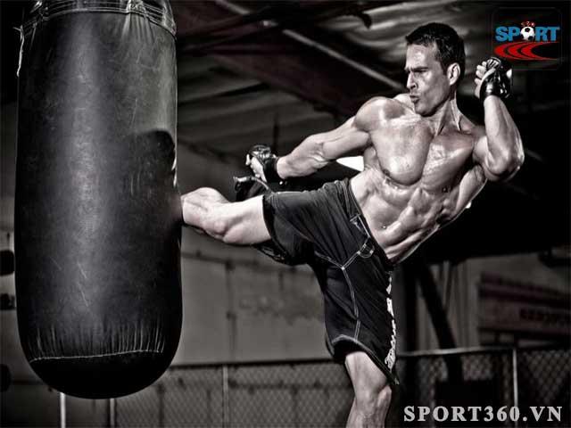 Tập luyện đúng kỹ thuật sẽ giúp những cú đấm tung ra có lực và hiệu quả hơn
