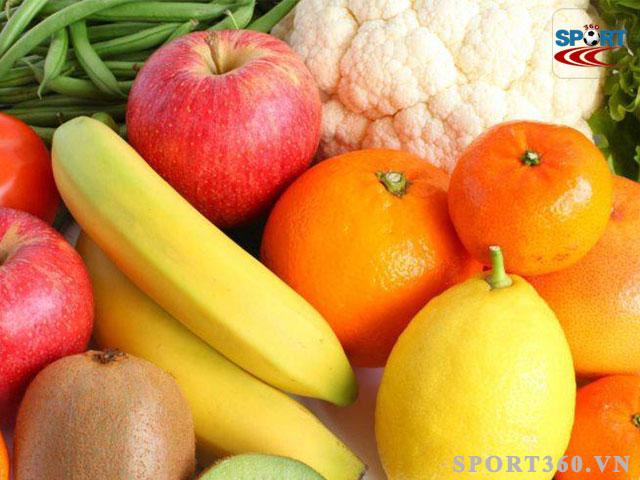 Bổ sung chất xơ từ các loại rau củ quả