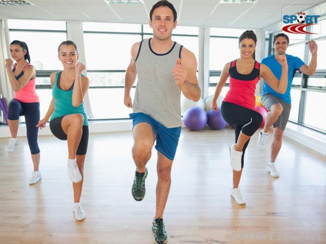 Các bài tập Aerobic giảm mỡ bụng hiệu quả