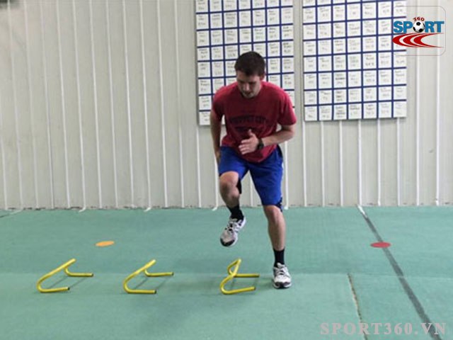 rèn luyện sự nhanh nhẹn