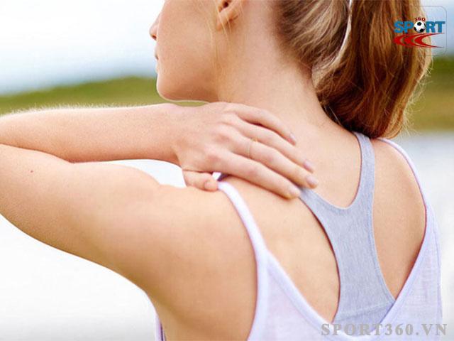 khắc phục tình trạng đau cơ