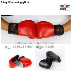 Găng tay boxing giá rẻ 360