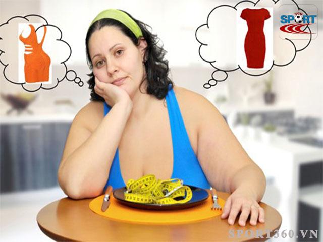 Thừa cân sẽ khiến bạn mất tự tin về bản thân