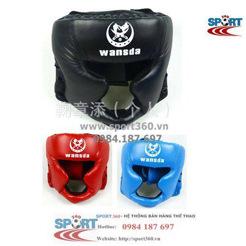Mũ bảo vệ đầu Kick Boxing