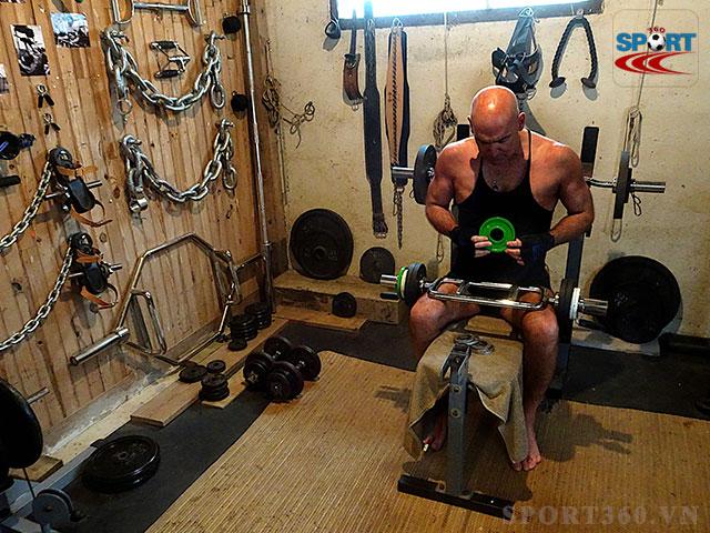 Dụng cụ tập gym nhỏ gọn và giá rẻ tập tại nhà