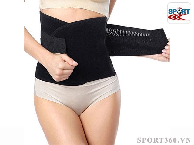 Đai giảm mỡ bụng gây nhiều tác hại cho người sử dụng