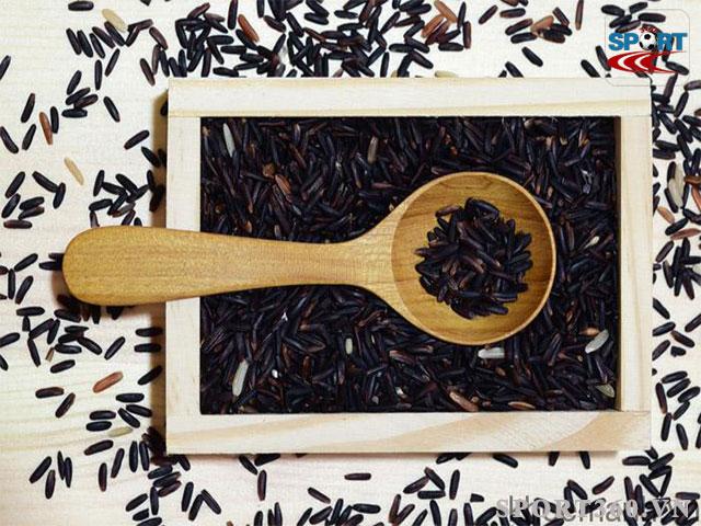 Gạo lứt đen có tác dụng tuyệt vời trong phòng và chữa bệnh