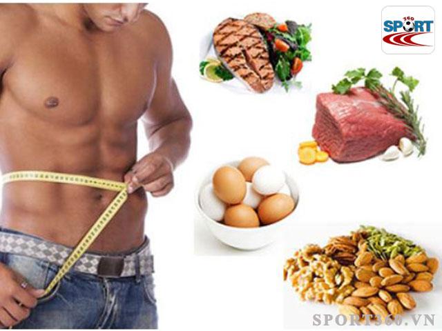 Chế độ ăn hợp lý sẽ giúp bạn nhanh sở hữu được cơ bụng 6 múi