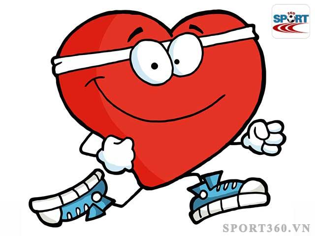 Tim mạch sẽ khỏe mạnh nếu chăm chỉ tập nhảy dây