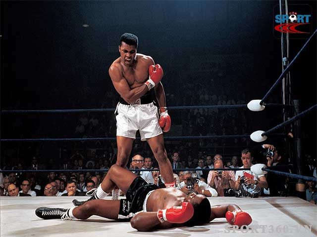 Huyền thoại Muhammad Ali