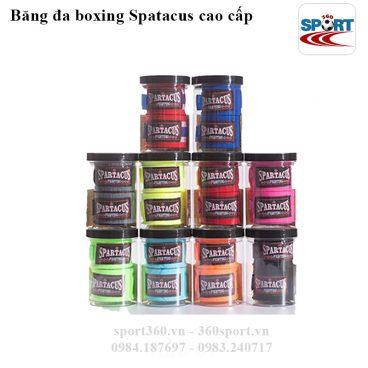 Băng quấn tay boxing Spartacus cao cấp