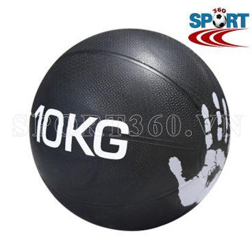 Bóng tạ thể lực medicine ball tập gym nặng 10kg