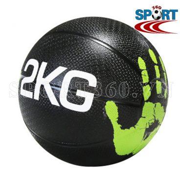 Bóng tạ thể lực medicine ball tập gym nặng 2kg