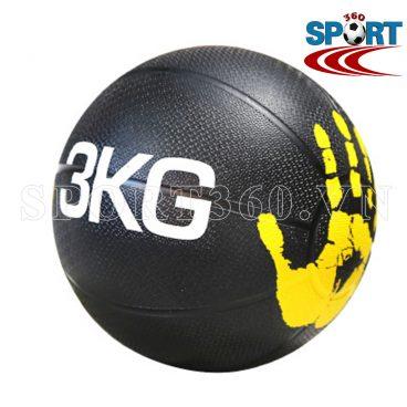 Bóng tạ thể lực medicine ball tập gym nặng 3kg