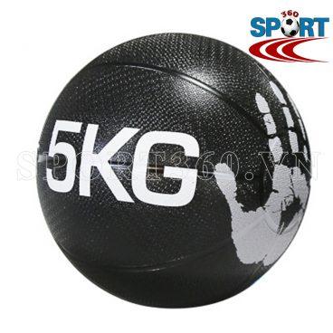 Bóng tạ thể lực medicine ball tập gym nặng 5kg