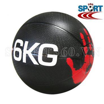 Bóng tạ thể lực medicine ball tập gym nặng 6kg