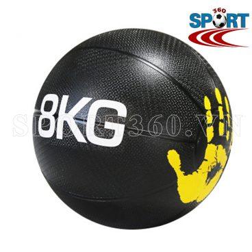 Bóng tạ thể lực medicine ball tập gym nặng 8kg
