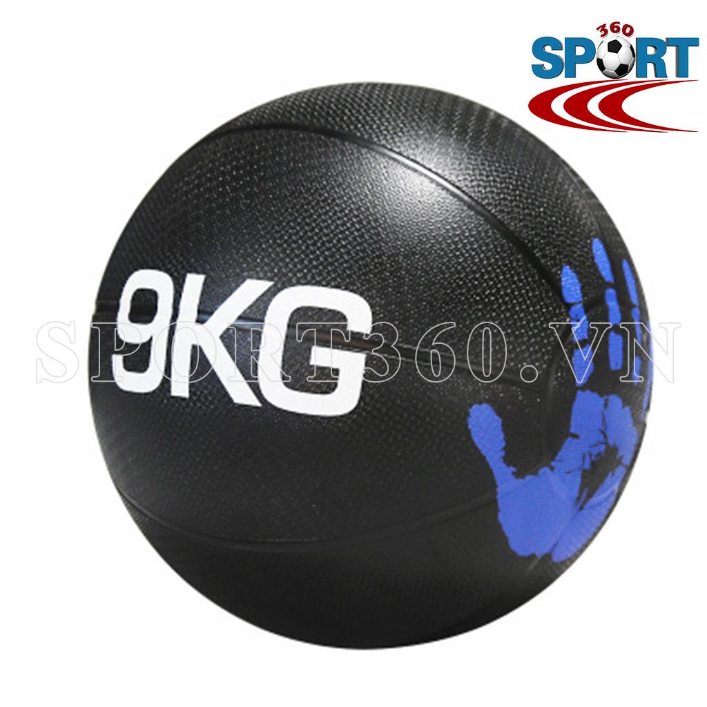 Bóng tạ thể lực medicine ball tập gym nặng 9kg