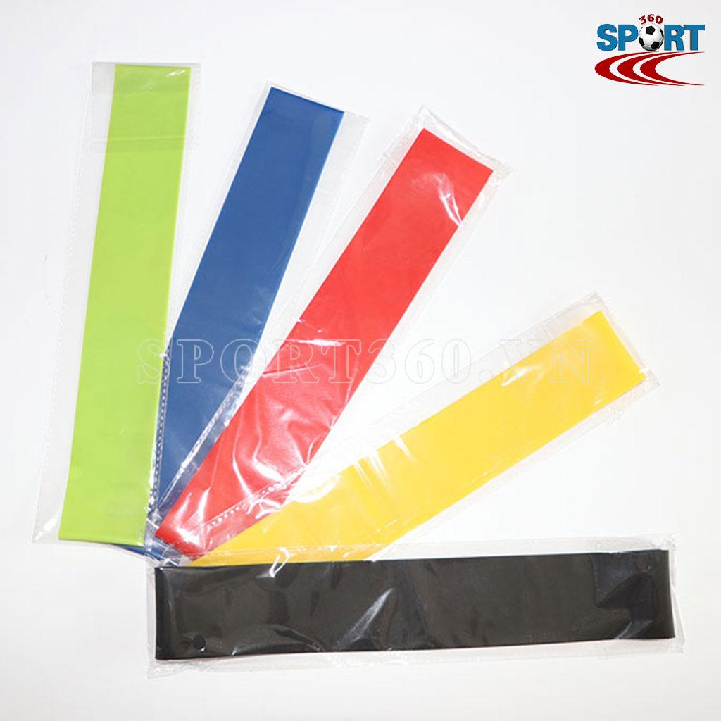 Các dây đóng trong từng túi lilong riêng biệt