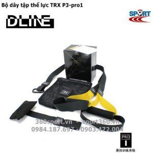 Bộ TRX P3-pro1 dây kéo tập thể lực