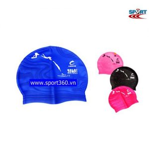 Mũ bơi silicone Cleacco