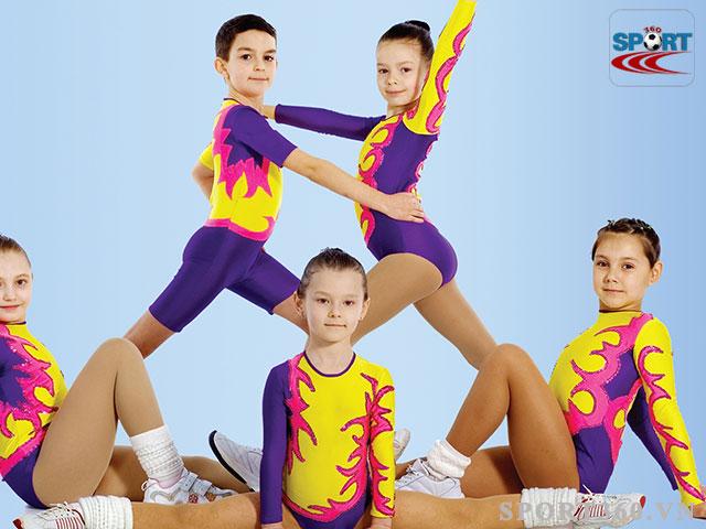 Tập Aerobic giúp trẻ khỏe mạnh hơn
