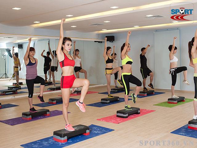 tác dụng của aerobic để giảm cân và giữ dáng