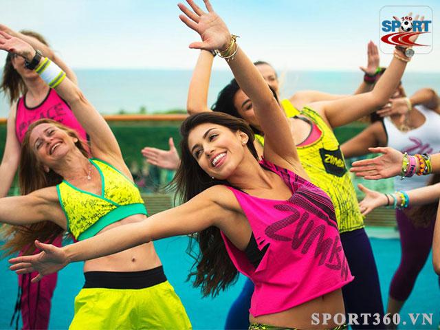 tác dụng của aerobic giúp tinh thần thoải mái