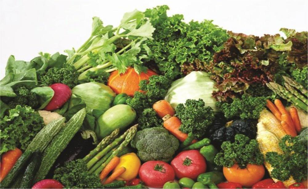 Ăn nhiều các loại rau quả là 1 trong 9 cách giảm mỡ bụng