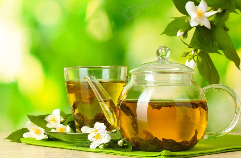Uống nhiều trà xanh mỗi ngày
