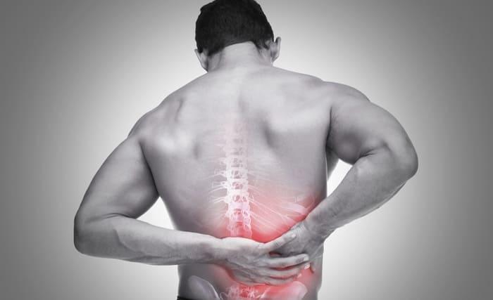 Có nhiều nguyên nhân dẫn tới chấn thương lưng khi tập GYM