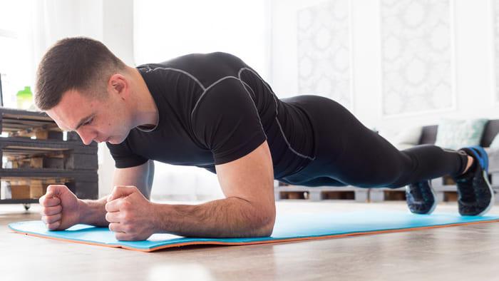Bạn đã thử tập Plank chưa?