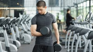 Lựa chọn bài tập gym cho người mới bắt đầu cần cẩn thận