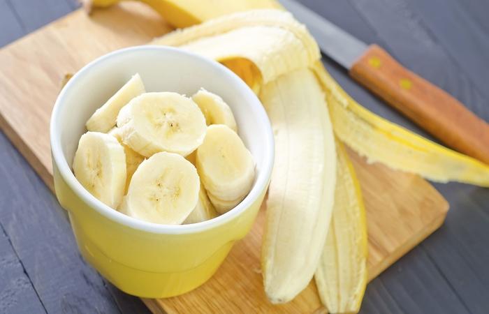 Chuối là trái cây quen thuộc đối với người Việt Nam