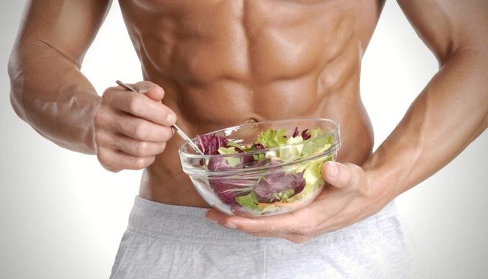 Chế độ ăn ảnh hưởng rát nhiều tới việc tập GYM bao lâu mới có kết quả