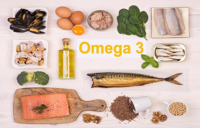 Dầu cá Omega 3 sẽ giúp GYMer bảo vệ xương khớp