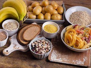 Bột đậu là một trong những món ăn quan trọng cho người tập FYM