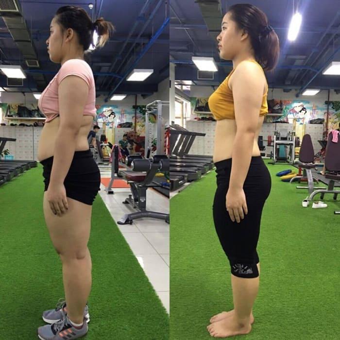 GYM là cách đơn giản để giảm cân cho người béo